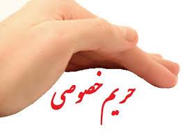 Image result for مقاله رویکرد هدف و مردم برای حریم خصوصی و امنیت اطلاعات بشردوستانه